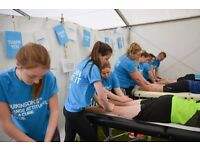 Massage therapists needed for Great North Run for Parkinson's UK!