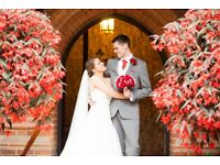 Wedding Packages from £250! Booking for 2018/19!