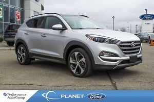 2016 Hyundai Tucson Limited|NAVI|BACKUP CAM|ALLOYS|ROOF|BLUETOOT