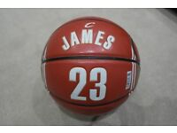 Spalding Lebron James Jersey Basketball NEVER USED