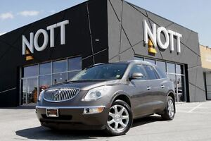 2008 Buick Enclave CXL, Dual Sunroof, 7-passenger, AWD, Hitch, H