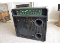 Trace Elliot 1215 300 watt GP12 Combo Bass Amp