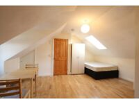 LARGE STUDIO FLAT AVAILABLE TO RENT IN CRICKLEWOOD - JUBILEE LINE
