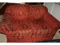 Two Laura Ashley Sofas for sale