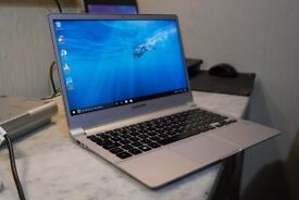 "Super fast, mega smart Samsung 13.3"" Ultrabook. Ultra slim, ultra fast and ultra lightweight."