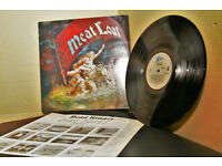 Meatloaf - Dead Ringer For Love - Vinyl//LP