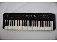 Carillon Control 49 usb midi controller keyboard
