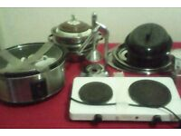 Assorted kitchenware. Urgent must sell in next couple days.