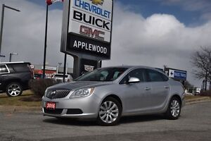 2016 Buick Verano REAR CAMERA, REMOTE START, TOUCH SCREEN RADIO,