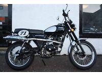 Sinnis scrambler special edition 125 cc
