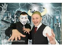 Latest generation photobooth hire / wedding photo booth