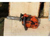 Husqvarna T540xp top handled chainsaw