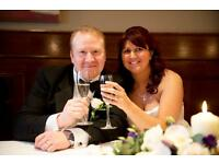 Fully qualified wedding photographer reasonably priced