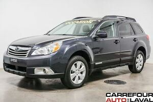 2012 Subaru Outback Commodite BLUETOOTH/MAGS