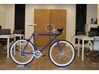 Christmas Sale GOKU Cycles Steel Frame Single speed road bike TRACK bike fixed gear bike 122