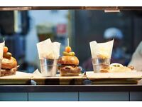 Full & Part time chefs positions available in central London