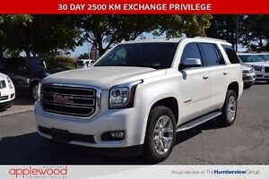 2015 GMC Yukon SLT, NAV, SUNROOF, 7 PASENGER, ONE OWNER