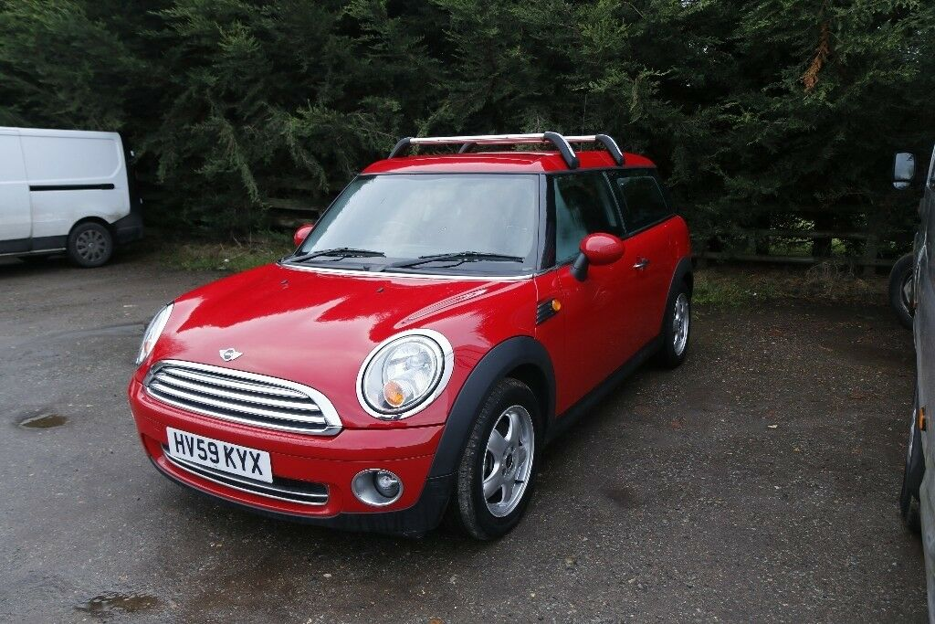 Mini Clubman One 14 95 Bhp Manual 2009 47k Miles 1 Lady