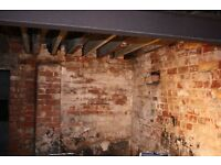 Damp proofing (36 years experience)