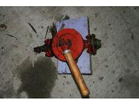 hand operated fuel pump biodiesel