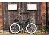 Christmas SALE ! GOKU Steel Frame Single speed road bike TRACK bike fixed gear f5yt