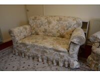 Sofa - Two Seat Antique Drop End Sofa
