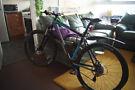 Saracen Bicycle! Black/Blue Colour! 2012 Rufftrax