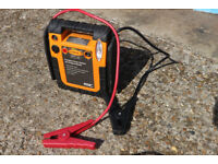 RAC Portable Power Station and Battery Starter for Cars with Jump Start Leads