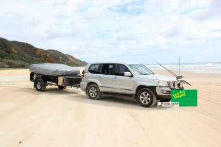 Camper Trailer Hire and Sales- Lazy Boy Camping Westbrook Toowoomba Surrounds Preview