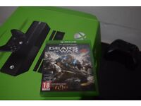 Xbox One 500Gb Complete Package with 2 Controllers + Kinect + Games