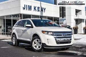 2014 Ford Edge SEL AWD W/3.5L V6, BLUETOOTH & HEATED SEATS