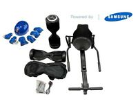 ** EXCLUSIVE OFFER ** classic Swegway Hoverkart Bundle- Samsung battery,Bluetooth,Remote etc