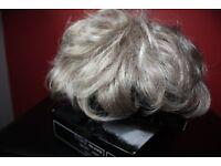 New Toni Sliver Thread Wig