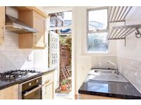 A stunning ground floor flat offering two double bedrooms situated in East Gardens.