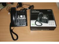 BT Paragon 650 phone and answerphone / answering machine, boxed and like new. Perfect working order