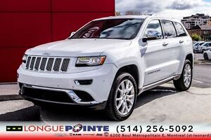 2015 Jeep Grand Cherokee Summit *GRAND LUXE* TOUT ÉQUIPÉ*