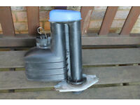 Unused Opella AP 80 toilet cistern siphon flush