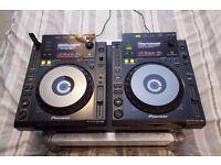 Pioneer CDJ 900 Decks Players x2 (PAIR)