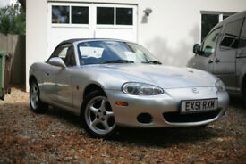 Mazda MX5 Mk2.5 - Very Good Condition