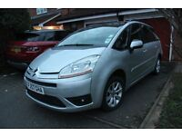 Nice Citroen C4 Grand Picasso 7 Seater for sale £1750