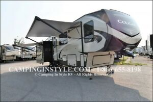 2019 KEYSTONE COUGAR 368MBI (bunks)
