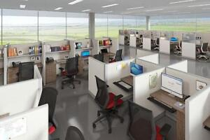 Cubicles - Workstations - Best Pricing - Brand New