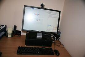 Dell desktop comuter