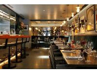 Waiter / Waiteress and Runner Galley Restaurant & Bar Islington