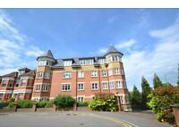 VERY SPACIOUS AND MODERN UNFURNISHED 2 DOUBLE BEDROOM SECOND FLOOR FLAT (with lift) WITH PARKING