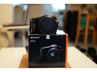 Sony Cyber-shot RX10ii 4K Digital Camera