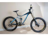 Giant Glory 2014 Downhill Bike