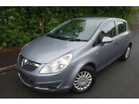 2009 Vauxhall Corsa 1.3 CDTI 'Ecoflex' £30 TAX, 60MPG, CHEAP INSURANCE, 1 OWNER FULL SERVICE HISTORY