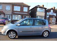 2004 renault scenic automatic 2.0 petrol