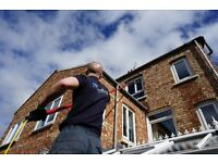 Bradleys' window cleaning & services - serving Stockton and the surrounding areas